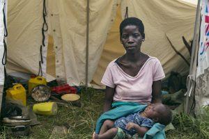 Ciclones Idai e Kenneth em Moçambique