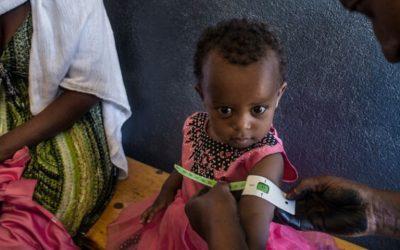 O impacto da COVID-19 em África: doenças, fome e pobreza