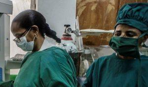 COVID-19 nos sistemas de saúde africanos