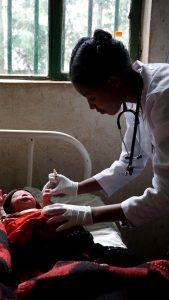COVID-19 levou à interrupção dos programas de vacinação