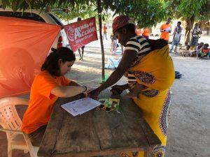 Dignidade na resposta de emergência em Moçambique