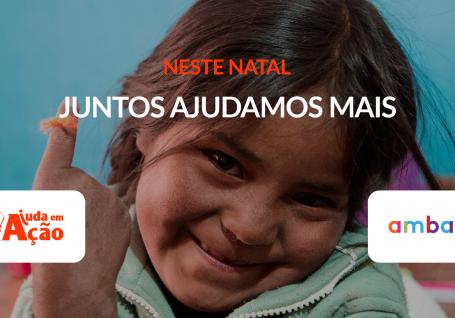 Ajuda em Ação lança máscara solidária para ajudar e proteger…