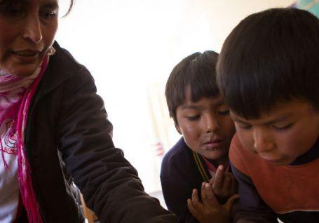 Professores na Bolívia: um ensino secundário contra o abandono escolar
