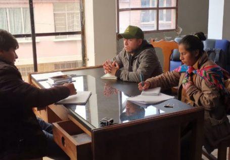 Gestão de riscos: a prioridade nas escolas rurais da Bolívia