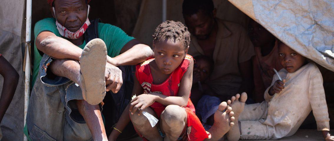 Cabo Delgado: ONG Ajuda em Ação apoia mais de 34 mil crianças deslocadas no distrito de Metuge